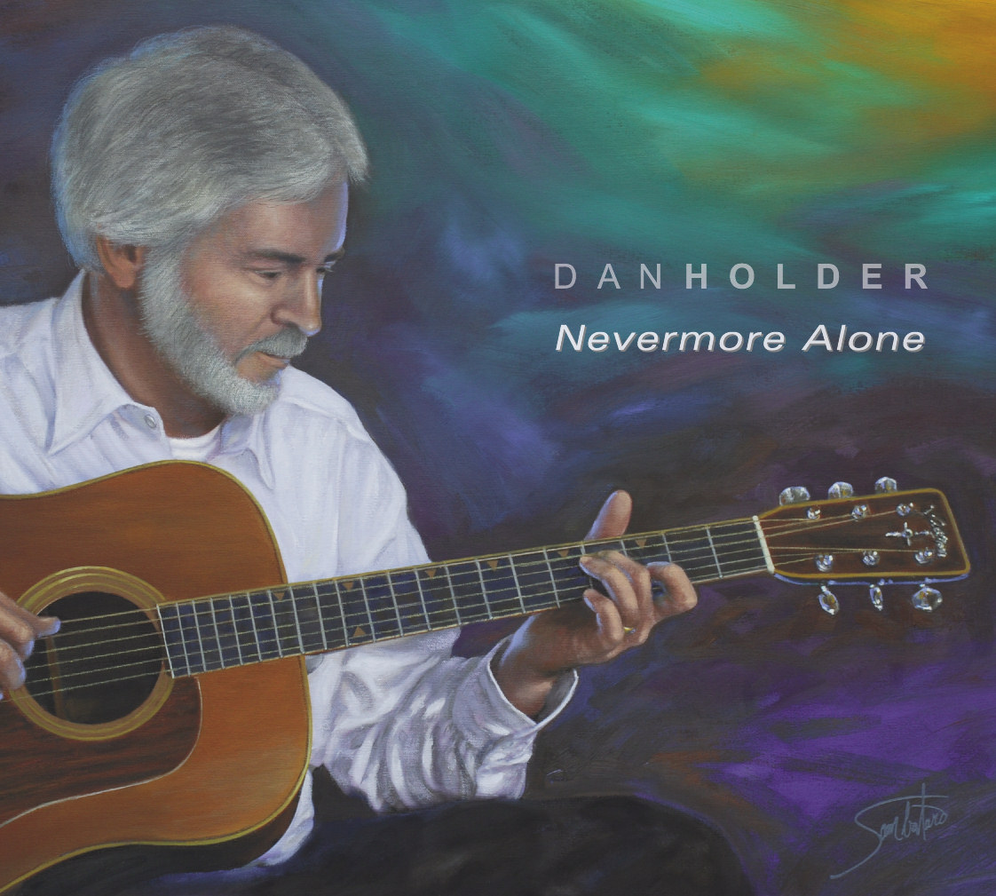 Dan Holder - Nevermore Alone CD